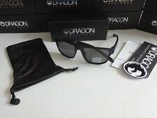 Dragon inflector H2O Fumaça Preto Fosco Polarizado Óculos De Sol Flutuante  Novo na caixa 2018 09b25bcbac