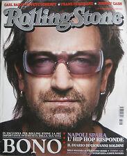RS 27 2006 Bono David Sylvian Pete Doherty Franz Ferdinand Johnny Cash Co'Sang