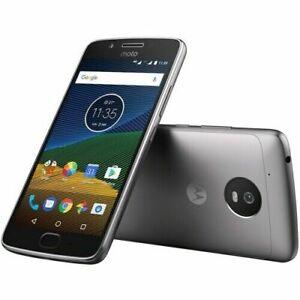 Motorola XT1687 Moto G5 Plus - 64GB - Lunar Gray (Unlocked) Smartphone (Amazon)
