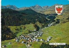 AK aus Serfaus, Alpine Luftbild, Tirol   (D40)