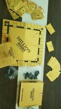 PACO RABANNE 1 MILLION EDT, Mini Travel Game of Monopoly With.05 oz. Sample