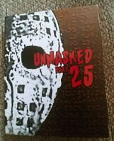 SLIPCOVER ONLY: UNMASKED PART 25- OOP VINEGAR SYNDROME LMTED ED SLIPCOVER: NO...