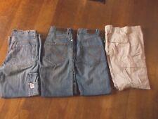 Boys 12 Jeans, Pants LOT 1pr Levis, 2pr Union Bay & 1pr Gap  Lot of 4 in EUC!