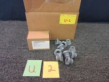 """10 IPEX PIPE REDUCER SCH 80 CPVC 3/4"""" X 1/2"""" GREY THREADED BUSHING MILITARY NEW"""