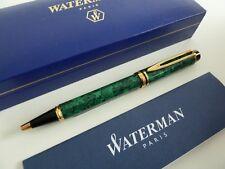 Waterman Rhapsody MAN200  - Kugelschreiber - grün-marmoriert !