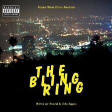 KAYNE WEST/2 CHAINZ/DEADMAU5/M.I.A./+ - THE BLING RING  CD  SOUNDTRACK  NEW