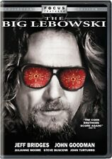 The Big Lebowski (DVD, Full Screen, Collector's Edition) NEW