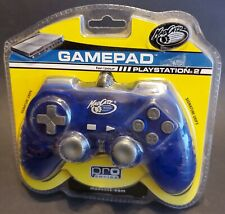 Mad Catz Pro Series Gamepad for Playstation 2/PS1 MWS58216 Factory Sealed