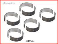 Engine Piston Ring Set-GAS Natural ENGINETECH INC C83334-.50 FI