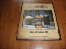 JACK DANIELS AD-1999-At Some Point You Just Know Who You Are-Mint