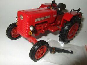 MAHINDRA INTERNATIONAL farm tractor toy model 1 25 trekka tracteur SIKU BRITAINS