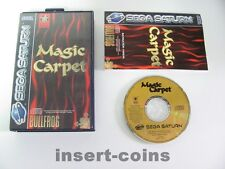 Magic Carpet   -   Sega Saturn / SS / Pal  #20