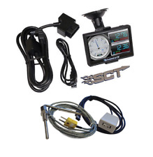 SCT Livewire TS Plus Performance Programmer & EGT Probe Kit for Ford Vehicles