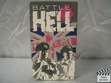 Battle Hell VHS Richard Todd, Akim Tamiroff, Keye Luke