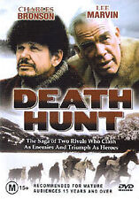 Charles Bronson DVD & Blu-ray Movies Death Hunt