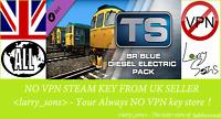 Train Simulator: BR Blue Diesel Electric Pack Loco Add on DLC Steam key