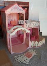 Barbie 3 in 1 Haus/XXL/ großes Spielhaus/Puppe/Doll House/Moduar Home/Konvolut