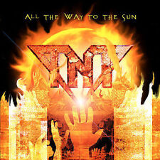 All the Way to the Sun by TNT (Heavy Metal) (CD, Nov-2005, Mayhem)