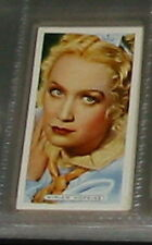 #26 miriam hopkins (radio)  - cigarette card
