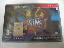 RETROGAMES NOKIA NGAGE NOKIA N-GAGE THE SIMS : BUSTIN OUT