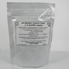 K9 BLADDER CONTROL TONIC HERBAL SUPPLEMENT FOR DOGS 265ML