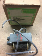 CR9503208HAB505 GE Solenoid Coil FW-23 114VAC Pull Form