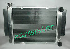 Mazda RX2 RX3 RX4 RX5 Aluminium radiator without heater pipe