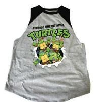 Juniors TMNT Teenage Mutant Ninja Turtles Shirt New XS, S, M, L, XL