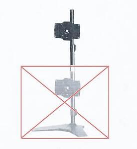 MULTIBRACKETS MV Desk Stand Eweiterungsset auf zweite Monitore (G8SD35)