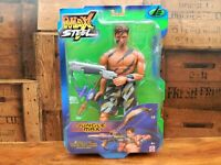 Max Steel Jungle Max Action Figure - New Sealed - Mattel