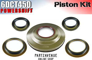 6DCT450 POWERSHIFT GEARBOX COVER SEAL WITH PISTON,DECKEL PISTON FORD VOLVO