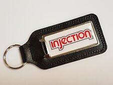FORD INJECTION KEYRING WITH DOMED STICKER FORD CAPRI