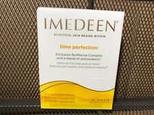 IMEDEEN TIME PERFECTION Anti-Aging Skincare 60 Tablets 1 Month Supply Exp 4/19