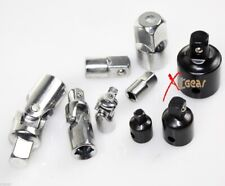 9PC JOINT ADAPTER UNIVERSAL WOBBLE FlEX U JOINT UJOINT TOOL FOR SOCKET REDUCER