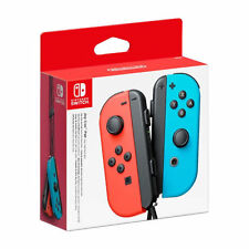 Nintendo Joy-Con Neon Red/Neon Blue - Low Reserve - BNIB