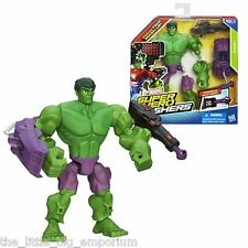 The Incredible Hulk Marvel Super Hero Mashers Action Figure By Hasbro