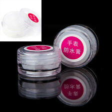 2pcs Watch Waterproof Paste Glass Crystal Scratch Remover Restorer Polish Tools