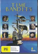 TIME BANDITS - SEAN CONNERY & JOHN CLEESE - NEW R4 DVD FREE LOCAL POST