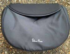 Silver Cross Baby Car Seat Apron Black Simplicity