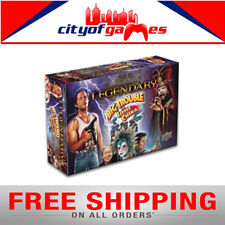 Legendary Big Trouble in Little China Deck Building Game New Free Shipping