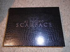 Al Pacino Scarface Two Disc Anniversary Edition Gift Box FACTORY SEALED MINT