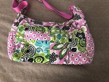 Vera Bradley Baby Diaper Bag Shoulder Bag Pink