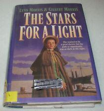 The Stars for a Light by Gilbert Morris & Lynn Morris 1995, Large Print HC / DJ