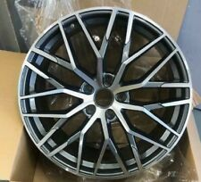 """22"""" r8 gmp alloy wheels fits q7/ porsche cayenne 5*130 with tyres"""