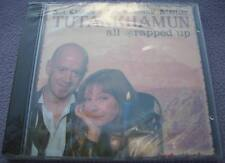 TUTANKHAMUN All Wrapped Up SUE CASSON AND BRANNICK ACADEMY NEW SEALED CD