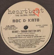 ROC & KATO - Heart - Throb (Get On Up) - Heartbeat
