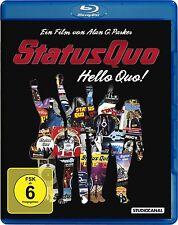 STATUS QUO: HELLO QUO! (Blu-ray Disc) NEU+OVP
