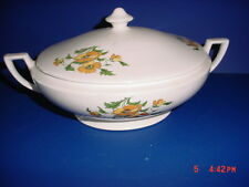 CLEVELAND CHINA COVERED VEGETABLE SERVING DISH