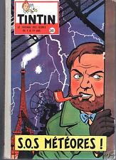 TINTIN album éditeur n°35 (n°487 à 499) - 1958 Edition française. Très bel état