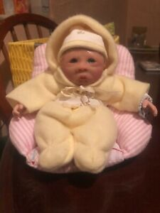 """Ooak Baby Boy 10"""" Pre-owned with extras"""